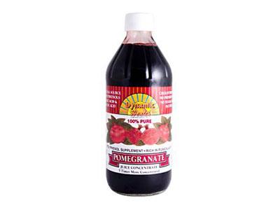 Pomegranate Juice 石榴汁