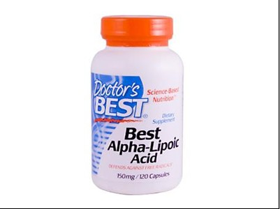 Alpha Lipoic Acid 硫辛酸