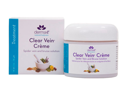 Clear Vein Creme  d去除蜘蛛網紋軟膏專方