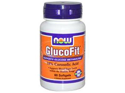 GlucoFit 大花紫薇素