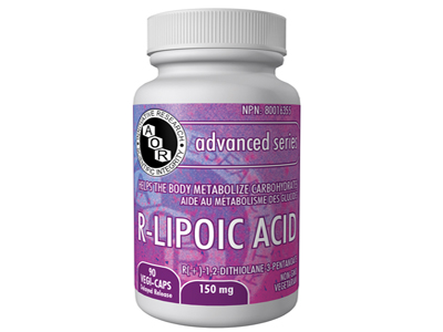 R-Lipoic Acid  右旋硫辛酸