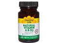 Natural Vitamin A & D3 天然維生素A和
