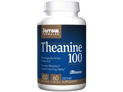 L-Theanine 茶氨酸 Jarrow